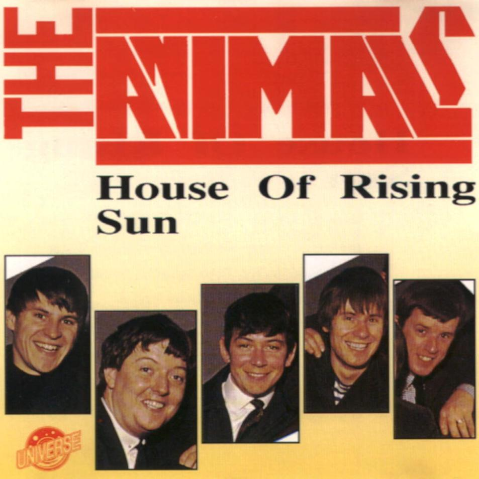 animals house of rising sun